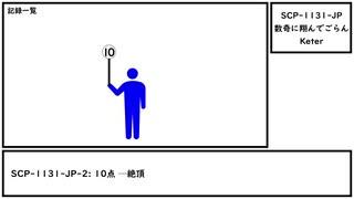 【ゆっくり紹介】SCP-1131-JP【数奇に翔んでごらん】