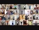 【33人で】Blessing 踊ってみた【自粛期間のリレー企画】