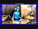 ロックマン コスプレドラムメドレー 【ドラマーが誕生日当日に本気でロックマンになってみた】--哲郎(Tetsuro)