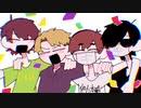 【最亻奄】余/命/数/十/年【10周年】