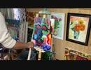 絵画 Painting 2020年8月3日