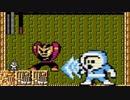 【ロックマン】33年前のゲームを実況プレイ part3【アイスマン&エレキマン】