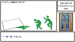 【ゆっくり紹介】SCP-687-JP【コミカルウォッシュ】