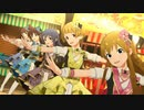 ミリシタ「BORN ON DREAM! 〜HANABI☆NIGHT〜」閃光☆HANABI団