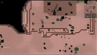 Rusted_Warfare:RTS (試作動画):怒りのメック縛り