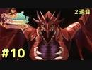 【メルル2週目】最強の姫君は世界の深淵を目指して【実況】Part10  マキナ領域 VSヘブンズドラゴン