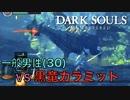 【Dark Souls】『黒竜カラミット』 vs  完全初見プレイ一般男性(30)。PART.16。【ダークソウル】