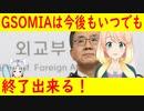 【韓国の反応】GSOMIAはもう1年毎に延長の概念は適用されない!いつでも終了出来る!【世界の〇〇にゅーす】