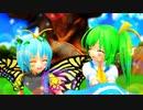 【8月8日は大妖精の日】大ラルでマトリョシカ【8月8日はエタニティラルバの日】