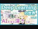 【深層学習】関数 - なぜ「深さ」が AI を生み出しているのか?【ディープラーニングの世界 vol. 3 】 #054 #VRアカデミア #DeepLearning