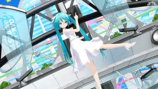 【MMD】 あぴミクワンピースで♪踊れオーケストラ♪2020 [1080P60fps]