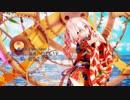 Ray MMD【鎖の少女-Re Alive-】Tda式 重音テト Japanese Kimono