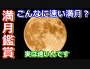 【素晴らしきかな天体観測】綺麗な満月を見てみませんか?