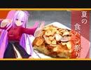 【夏の食パン祭り】 はとしもどき、かな? 【琴葉茜】