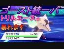 【ポケモン剣盾】ゴースト統一にガラガラ参戦!!【Nisan】ポケットモンスターソードシールド