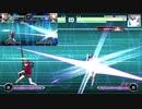 [MUGEN 1.1] [WIP-5] SHIRAI Kuroko 白井黒子 オリジナルのゲームと比較して