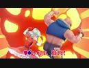 メギド72「筋肉Fire!」PV (公式YouTubeより)