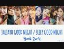 TWICE JALJAYO GOODNIGHT/SLEEP GOODNIGHT カナルビ 歌詞 日本語字幕