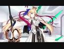 Fate/Grand Order 『アルトリア・キャスター』 霊基再臨&マイルーム会話まとめ【FGO】