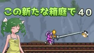 【ゆっくり実況プレイ】この新たな箱庭で part40【Terraria1.4】