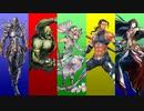 【対魔忍RPG】決戦クエストBGM集(ライブラリー~八百比丘尼)