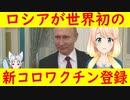 【韓国の反応】ありがとう、ロシア。ロシアが世界初の新型コロナのワクチンを登録【世界の〇〇にゅーす】