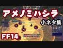 【FF14】アメノミハシラ小ネタ集