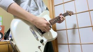 【オーイシマサヨシ&加藤純一】ドラゴンエネルギー 弾いてみた【ギター】