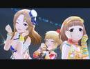 【SSR 1080p】 沙理奈・唯・柚 × 銀のイルカと熱い夏