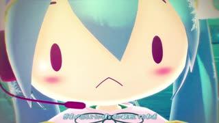 【MMD】Cassini(ふわふわぬいぐるみ初音ミク)
