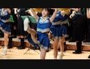 二松学舎大学付属高校 チアガール・吹奏楽