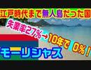 【世界 国解説1】日本の貨物船が座礁した国 モーリシャス(前半)