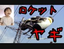 【謎】ヤギを空飛ばせてみた【なんでもあり】
