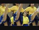 女子高生 文化祭 チアダンス