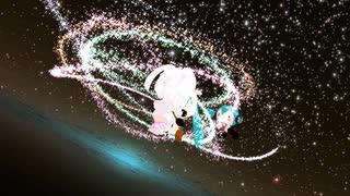 【MMD】星のワルツ:牛と兎と猫(ふわふわぬいぐるみ初音ミク)
