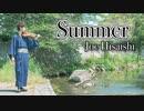 【バイオリンで弾いてみた】久石譲「Summer」