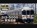 【JR東海】313系5000番台 in 東海道線 〜Collection Vol.01〜