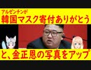 【韓国の反応】アルゼンチンがちょっと勘違い…韓国にマスクを寄付してもらい、将軍様にお礼を言っちゃう事態に。【【世界の〇〇にゅーす】
