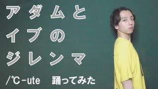 【ぽんでゅ】アダムとイブのジレンマ/℃-ute踊ってみた【ハロプロ】