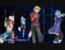 【MMD・緋色&イクト】ライムライト