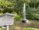 兼六園の噴水【日本最古の噴水】