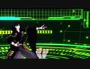 【MMD刀剣乱舞】黒鶴で二次元ドリームフィーバー【さぽ式鶴丸国永】