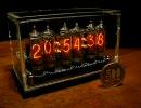 【ニコニコ動画】新設計! 卓上ニキシー管時計 プロモーションムービーを解析してみた