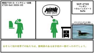 【ゆっくり紹介】SCP-2720【ペンギンハネムーンスイート】