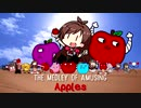 【たべるんごのうた】The Medley of Amusing Apples