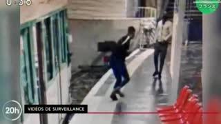 フランス パリのマスク着用義務化で強盗被害増える...覆面効果を悪用w