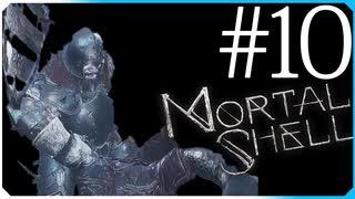雪の世界を探索する【モータルシェル Mortal Shell】実況風 #10