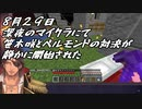 【だれぱんだ】笹木咲とベルモンド 深夜に夫婦喧嘩をする【にじさんじマイクラ】