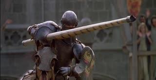 槍の騎士の成り上がり