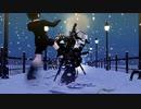 【MMD刀剣乱舞】蜜月アン・ドゥ・トロワ【長谷部・燭台切】